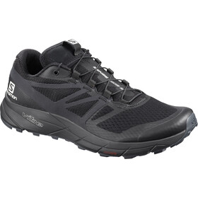 Salomon Sense Ride 2 Sko Damer, black phantom ebony
